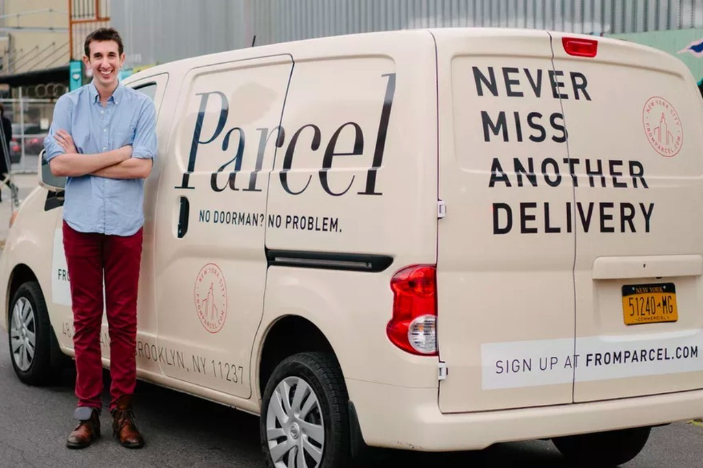 Walmart has acquired the logistics startup Parcel to help launch same-day delivery in New York City
