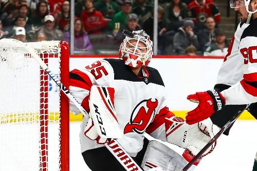 Hischier's OT goal caps Devils' big comeback over Wild