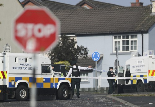 Police: 'New breed' of terrorists in Northern Ireland