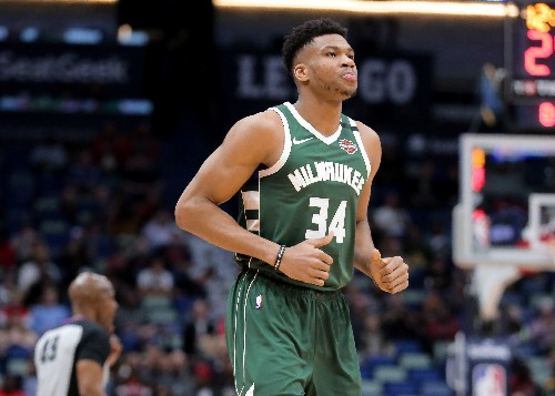 Antetokounmpo headlines record international showing at All-Star Game
