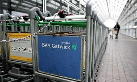 Gatwick calls in reinforcements after baggage delays