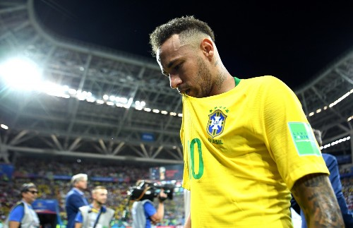 Belgium Stuns Brazil and Will Face France in Semifinals: Pictures