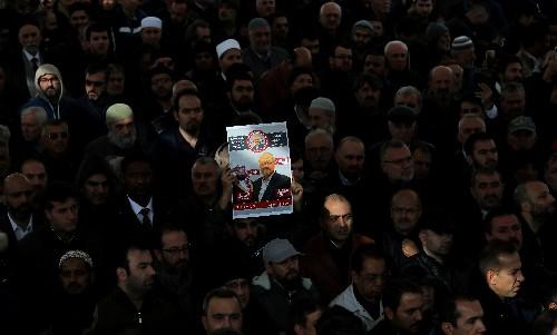 Turkish paper: CIA had recording of Saudi prince demanding Khashoggi be 'silenced'