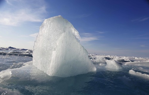 Arctic Icescapes in Pictures