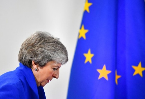 Brexit pressure rises, but UK government says no to second vote