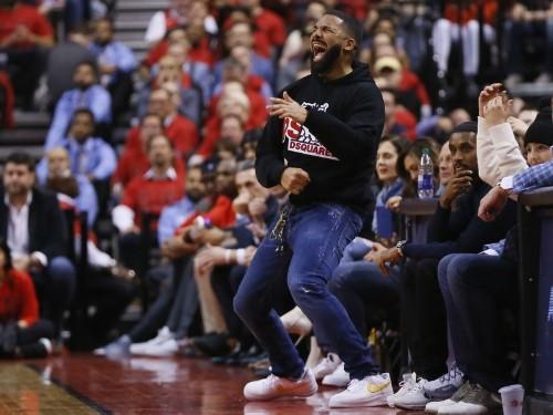NBA notebook: Rapper Drake accused of trolling Bucks