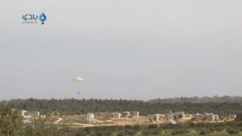 Islamist rebels shoot down Syrian warplane, capture pilot: monitor