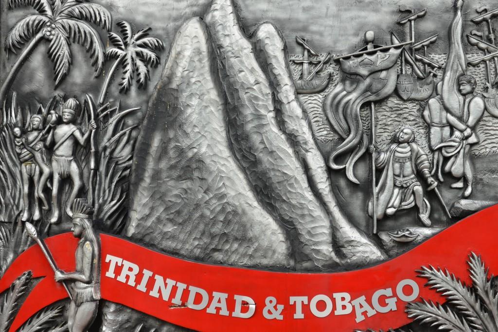 Trini Rich - Magazine cover