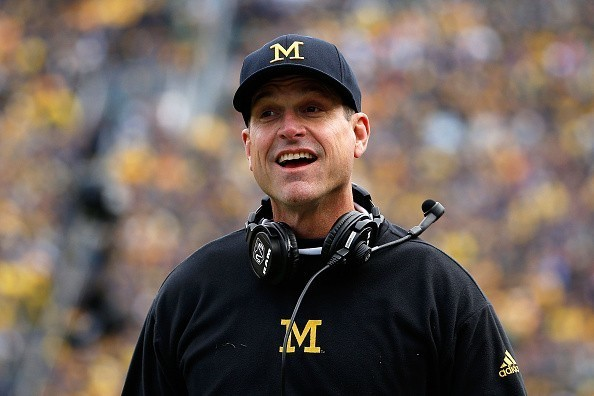Inside Jim Harbaugh's Recruiting Surge at Michigan
