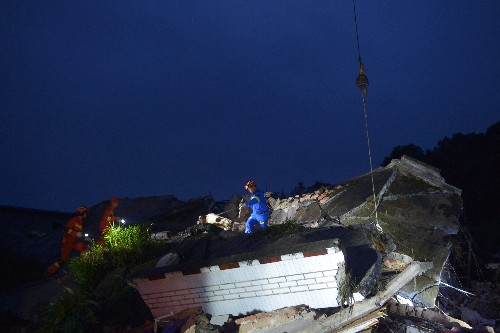 China rejects claims fracking caused Sichuan quake: state media