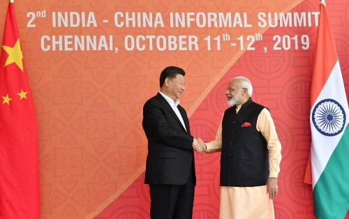 Modi tells Xi relations are stable, differences manageable