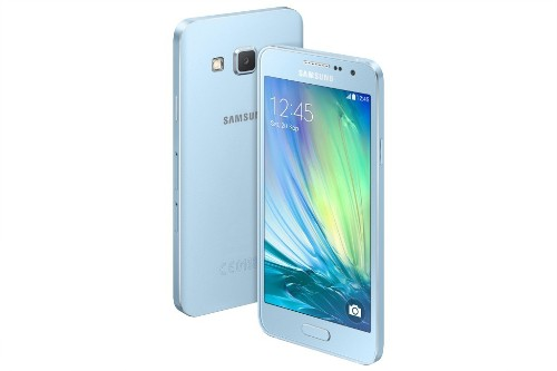 """Samsung announces the Galaxy A5 and Galaxy A3, its """"slimmest smartphones to date"""""""