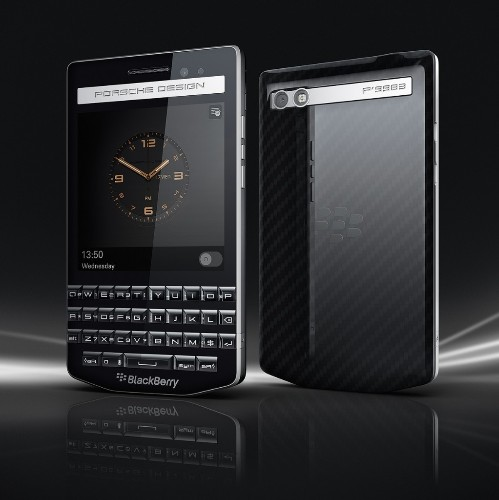 BlackBerry Tries Again With The Porsche Design P'9983 Smartphone