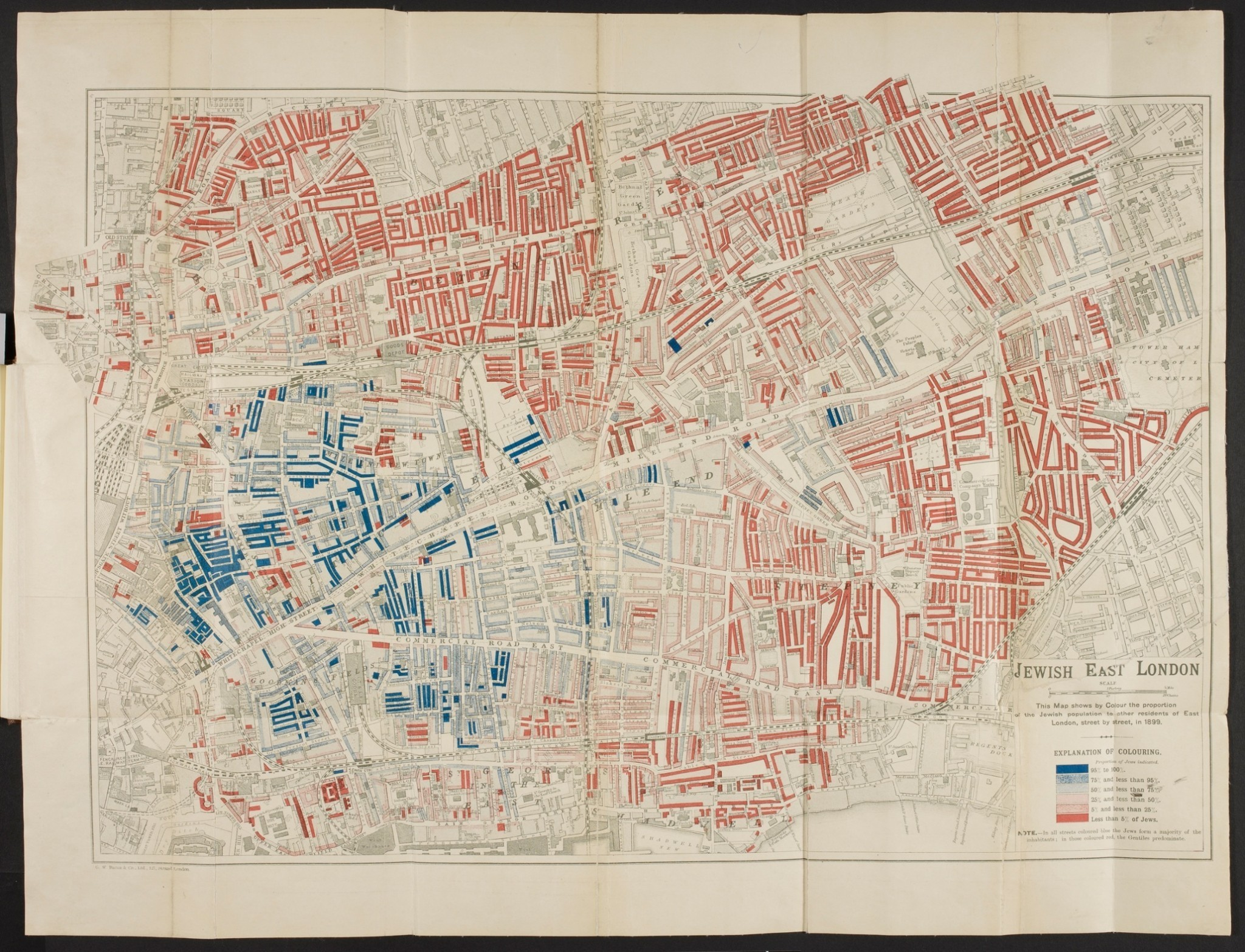 A history of the 20th century in maps – in pictures