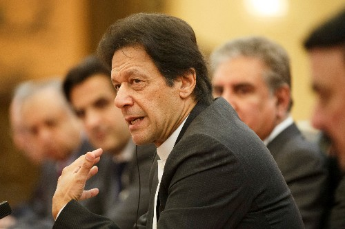 Pakistan PM Imran Khan hints at further cabinet changes after 'batting order' shuffle