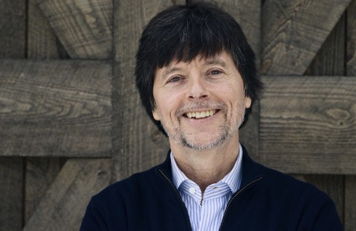 On the Red Couch with Filmmaker Ken Burns