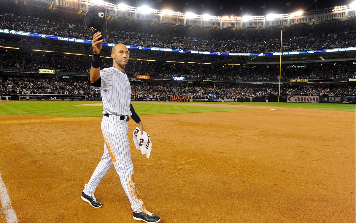 The Week in Review: Derek Jeter's Last at Bat