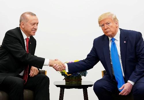 Behind Trump-Erdogan 'bromance,' a White House meeting to repair U.S.-Turkey ties