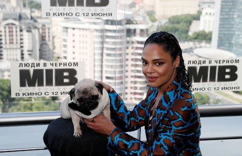 'Men in Black: International' leads box office with muted $28 million