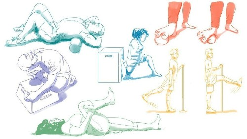 Six Daily Exercises to Boost Mobility and Balance