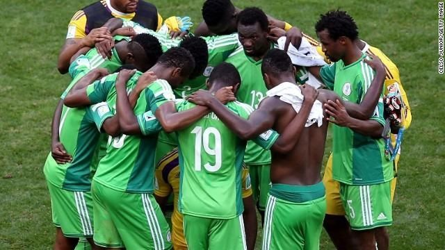 FIFA bans Nigeria from international football