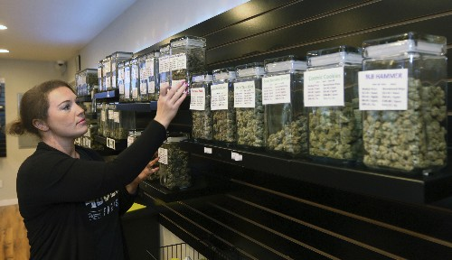 Report: Oregon marijuana sales 420% stronger near Idaho