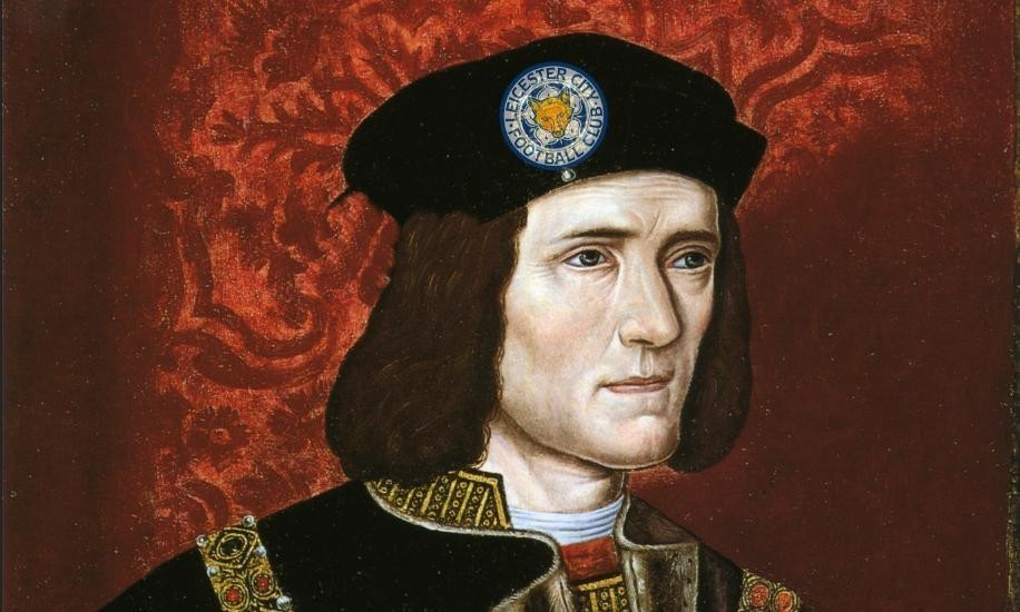 Richard III on Leicester City, kings of England