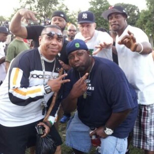 The Universal Zulu Nation with actor/director Mr. Michael Rappaport Crotona Park Summer Jams 14th Year!