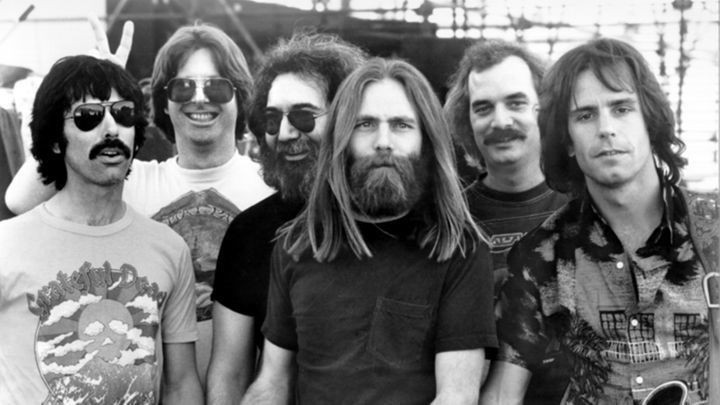 Grateful Dead Reunite for Farewell Concerts in July