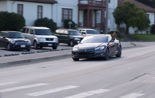 """Tesla's Model S Gets """"Ludicrous"""" Mode, Will Do 0-60 In 2.8 Seconds"""