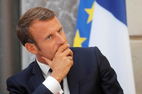 """Arabie: Macron """"très prudent"""" sur l'attribution des attaques"""