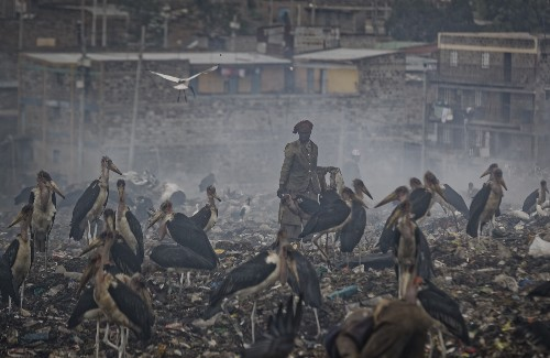 Industrial Pollution Threatening the Environment: Pictures