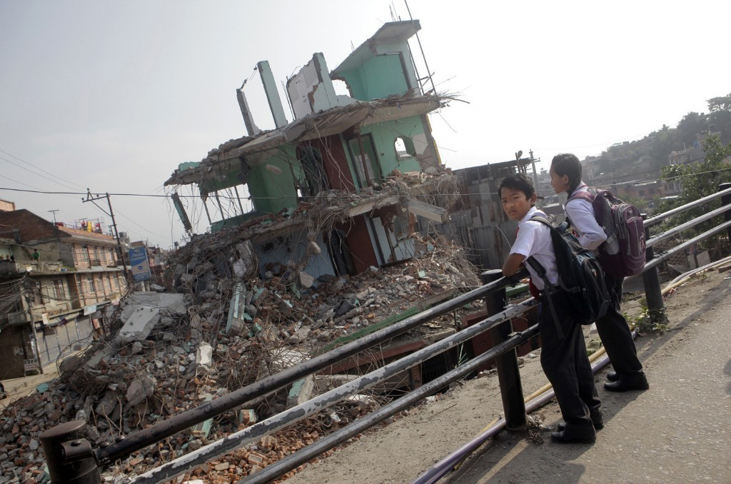 Nepal, Three Months After the Earthquakes