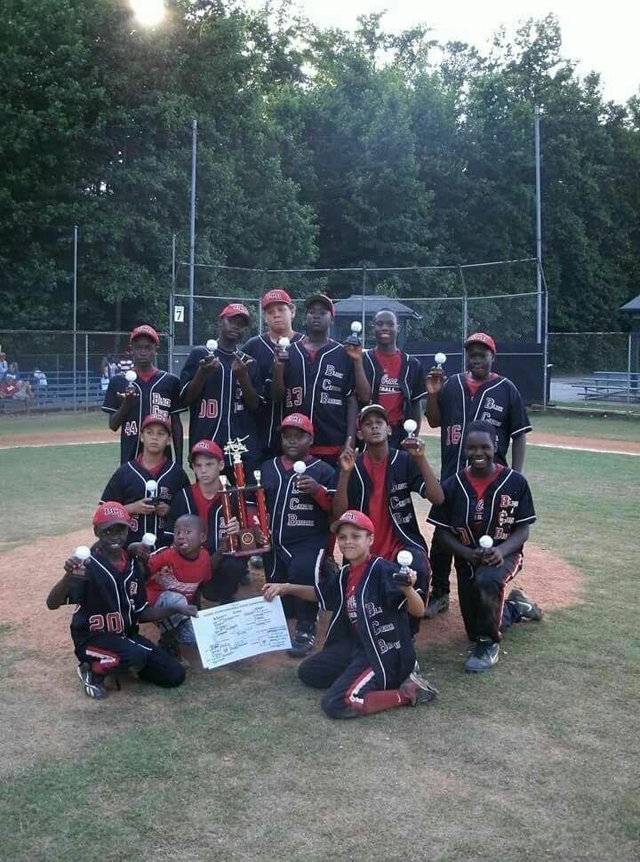 BlackCrackers Baseball - Magazine cover