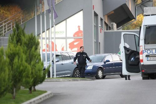 Soccer: Police raid Bulgarian FА headquarters