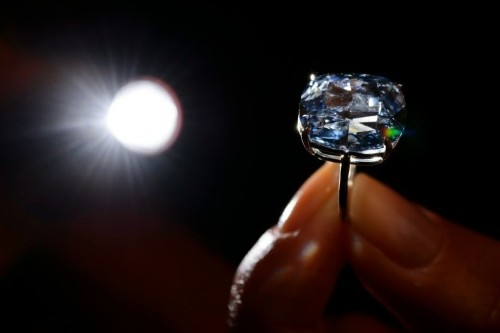 This could become the most expensive diamond in the world