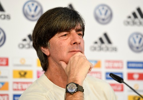 Soccer: Young German squad needs to feel our trust - Loew