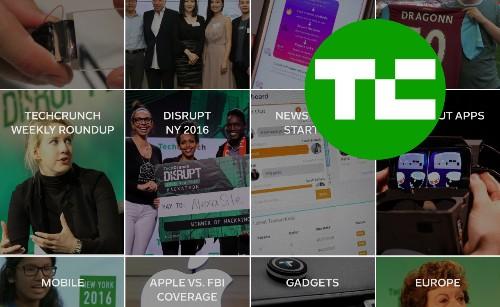 Follow TechCrunch Disrupt on Flipboard