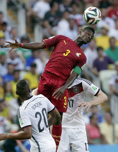 Ghana/Germany Draw, Messi Scores, in Photos