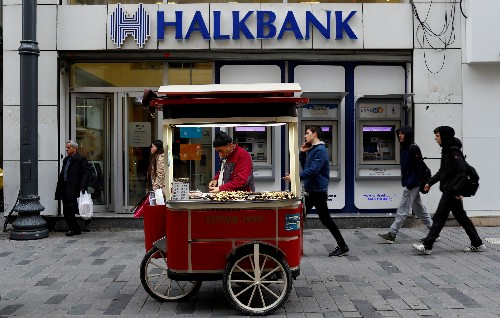 U.S. prosecutor drops appeal to extend Turkish banker's sentence: Anadolu