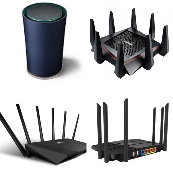 #Router