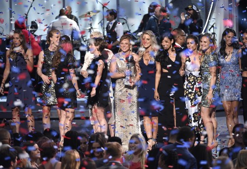 The ESPYS 2015 and Caitlyn Jenner