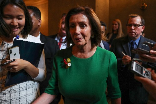 Pelosi says she would like to have U.S. debt limit proposal on House floor by July 25