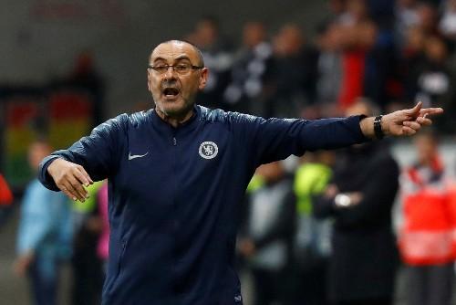 Sarri on shaky ground as Chelsea challenge Arsenal for European glory