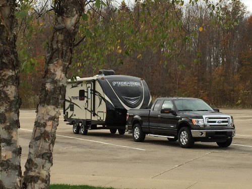 We like to camp. We have a nice camping trailer that works well with the Florida State Parks system. Being over 65 years old, and Florida residents, we get in for half price. It's a great deal and makes moving about Florida an affordable experience.