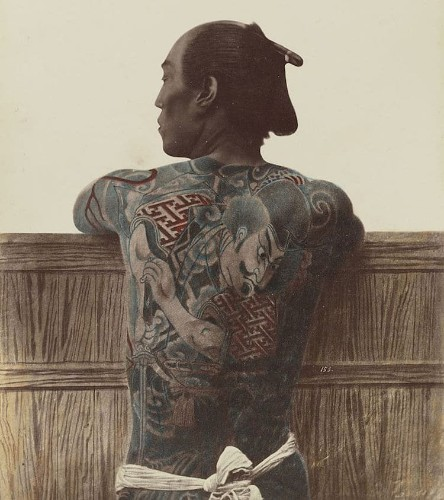 Art History: Ancient Techniques and Evolution of Traditional Japanese Tattoos