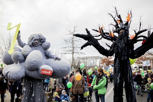 Thousands march in Germany to demand quick exit from coal