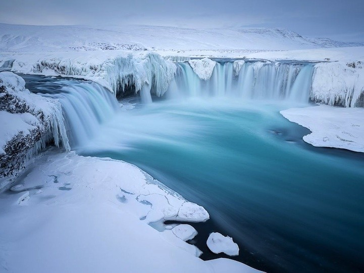 Travel Iceland - Magazine cover