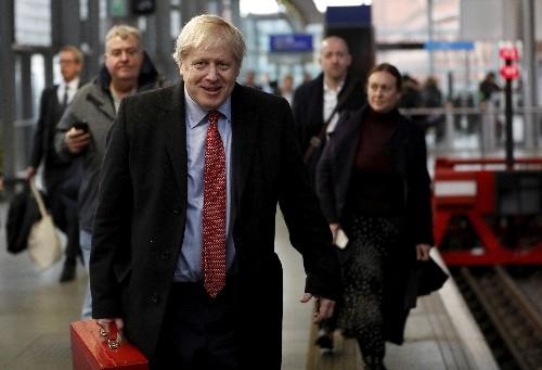 UK Brexit envoy quits, slamming politicians' 'half-truths'