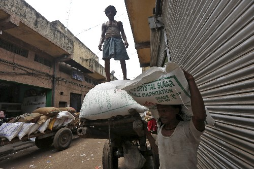 India's October 1-November 15 sugar output down 64% - industry body